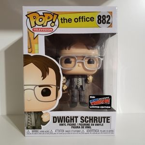 Funko Pop Dwight Schrute NYCC Exclusive